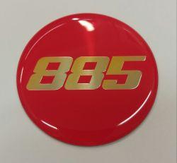"Emblem/54mm/Suora Classic RS 15-16"""