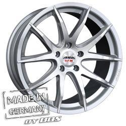 GT3 Silber frontpoliert CB: 72.5