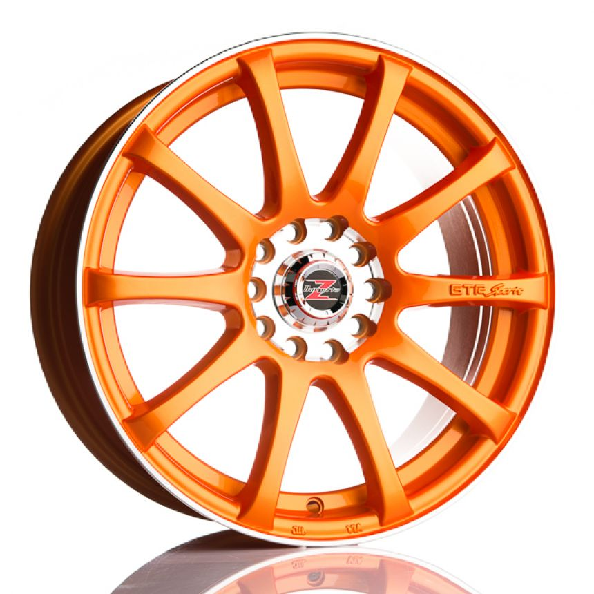 GTR RaceOrange TARJOUS!! 7x16