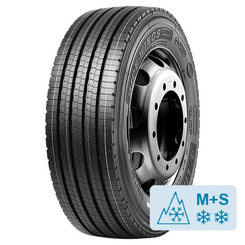 KLS200 kuorma-autoon M+S 265/70-19.5 M