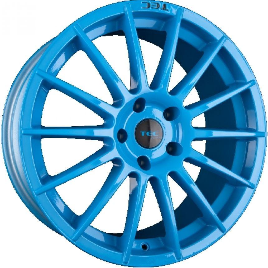 AS2 Smurf light blue CB: 64.0 8x18